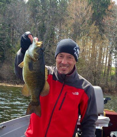 Fishing in Iron River MI