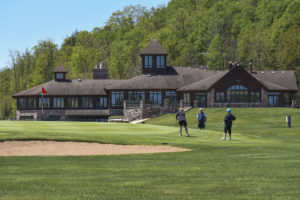 Young's Golf Course, Iron River MI