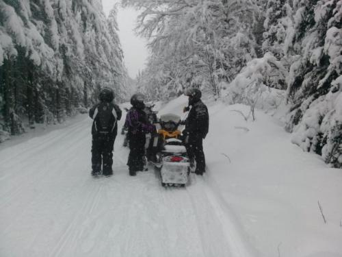 Iron-County-Snowmobile-trails-Chicaugon-Lake-Inn