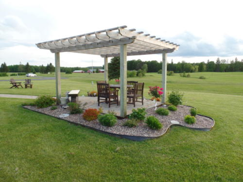 Chicaugon Lake Inn Gazebo